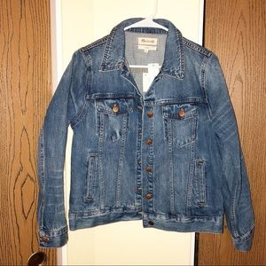 Madewell | Classic Fit Jean Jacket | NWT